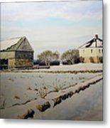 Buttonwood Farms Metal Print