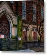 Buy Felicity Methodist - Nola Metal Print