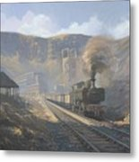 Bwllfa Dare Colliery Metal Print