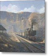 Bwllfa Dare Colliery Metal Print