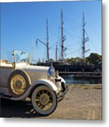 By Land And By Sea Metal Print