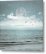 By The Blue Metal Print