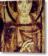 Byzantine Icon Metal Print