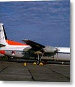 C-7, Netherlands Air Force, Rnaf, Nederlandse  Metal Print