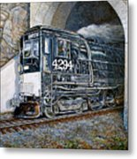 Cab Forward Metal Print