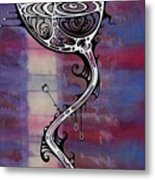 Cabernet Metal Print