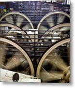 Cable Car Museum Metal Print
