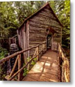 Cable Grist Mill Metal Print