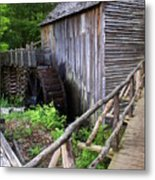 Cable Mill 3 Metal Print