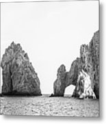 Cabo Arch  Metal Print
