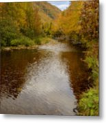 Cabot Trail Autumn 2015 Metal Print