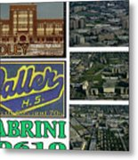 Cabrini 60610 Metal Print