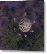 Cactus Eve Metal Print