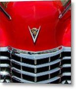 Cadillac Ambulance  Metal Print