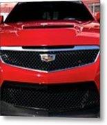 Cadillac Ats V-series Metal Print