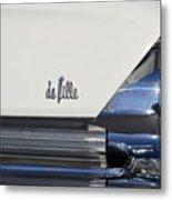 Cadillac De Ville Metal Print