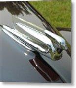 Cadillac Hood Ornament Metal Print
