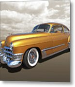 Cadillac Sedanette 1949 Metal Print