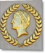 Caesar's Palace Metal Print