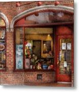 Cafe - Westfield Nj - Tutti Baci Cafe Metal Print