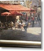 Cafe Et Pasteries Metal Print
