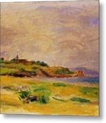 Cagnes Landscape 1910 2 Metal Print