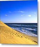 Cahoon Beach Metal Print