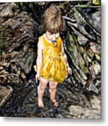 Caice At Otter Creek Metal Print