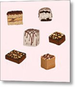 Cakes De02 Metal Print