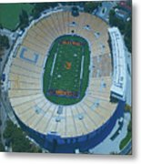 Cal Memorial Stadium Metal Print