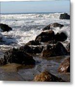 California Coast 12 Metal Print