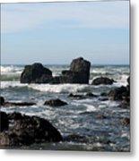 California Coast 13 Metal Print