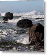 California Coast 18 Metal Print