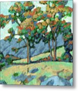 California Landscape Metal Print