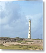 California Lighthouse Metal Print