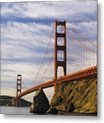 California, San Francisco Metal Print