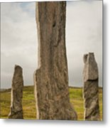 Callanish Standing Stones Metal Print