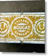 Callard And Bowser's Nougat Metal Print