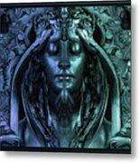Calliope - The Superior Muse Metal Print