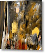 Calm Out Of Chaos 2010 Metal Print