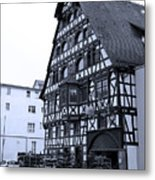 Calw A History Laden Town 01 Metal Print
