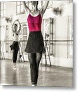 Camaguey Ballet 1 Metal Print