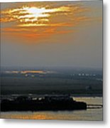 Cambodian Sunsets 2 Metal Print