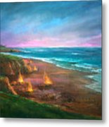 Cambria's 4th Of July Metal Print