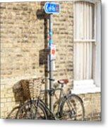 Cambridge Bikes 5 Metal Print