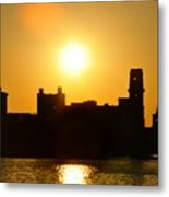Camden Sunrise Metal Print