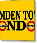Camden Town Metal Print
