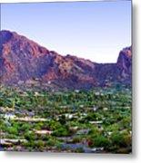 Camelback Mountain, Phoenix, Arizona Metal Print
