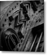 Cameo Theatre Los Angeles Metal Print