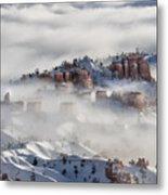 Camouflage - Bryce Canyon, Utah Metal Print
